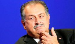 Portrait de Andrew Liveris
