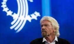 Portrait de Richard Branson