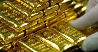 Gold wakes up