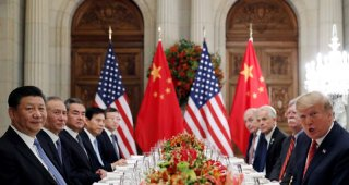 A No-Deal Brexit could be good news for the US and China