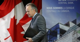 Bank of Canada holds rates, says economic slowdown likely temporary