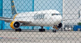 German airline Condor to cut up to 25% of staff, CEO tells newspaper