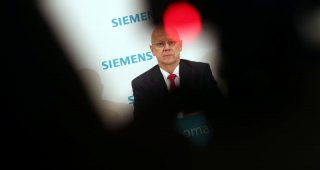 Siemens sees up to 20% drop in business in April-June quarter, CFO tells Boersenzeitung