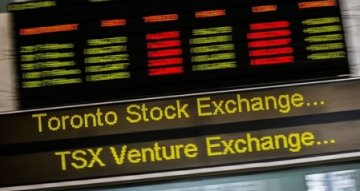 Canada Stocks Fall Off Record Highs Ahead of Federal Budget on New Pandemic Measures, Lower U.S. Stocks