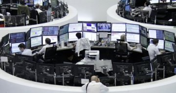 European ADRs Move Lower on Monday's Trading