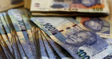 S.Africa's rand steady as investors eye Fed, stocks lifted by trade deal optimism