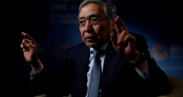 BOJ's Kuroda says watching with