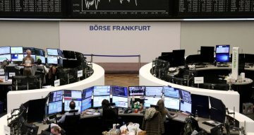 European shares slide on rise in coronavirus cases, weak U.S. data
