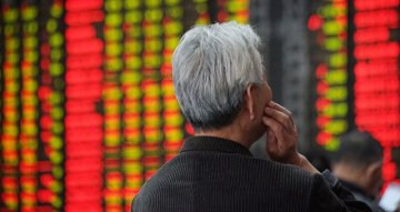 China stocks fall amid fears of global coronavirus contagion