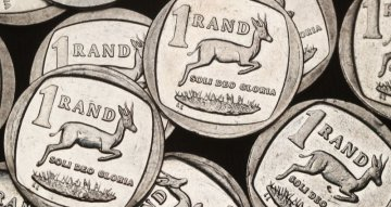 South Africa's rand falls ahead of trade data