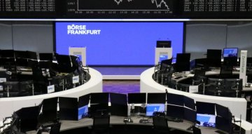 Eurostoxx 50 : European shares drop as high yields spark profit taking in tech, resources