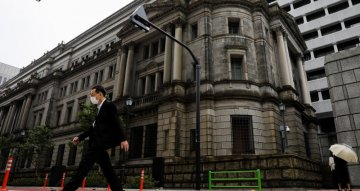 Japan's vaccine drive may spur economic boost from 'forced savings' - BOJ