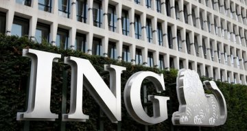 Fewer bad loans, ECB windfall boost Dutch bank ING