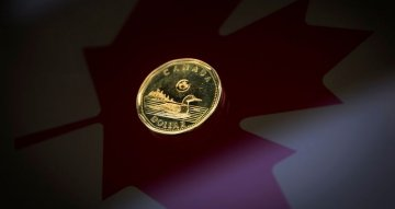 Canadian dollar rises for sixth straight week despite jobs decline