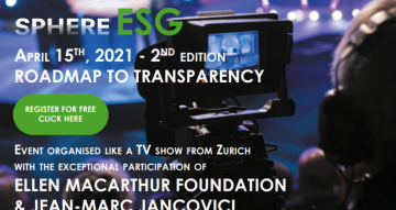 Roadmap to Transparency - L'événement ESG