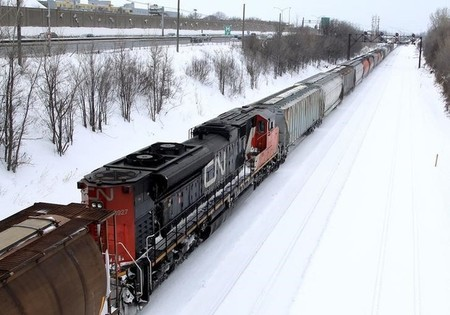 canadian national railway news reaches tentative labour agreement with ibew union repres