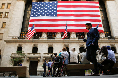 A Wall Street, le Dow Jones s'oriente vers une 5e baisse de suite