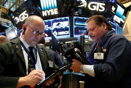 U S  Stocks Set to Open Lower on Renewed Trade Anxiety