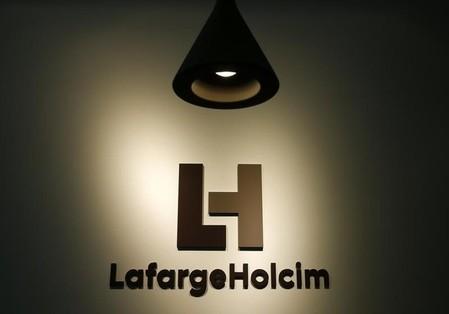 Double son résultat net récurrent — LafargeHolcim