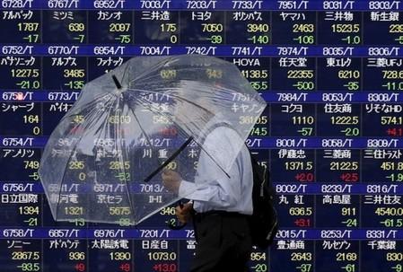 Le Nikkei finit à un niveau record pour 2016 — Bourse de Tokyo