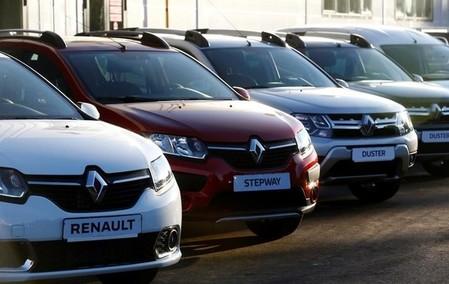 Le sursaut du marché français en novembre — Automobile