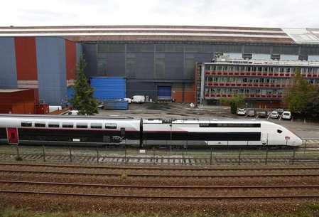 LA SNCF ACHETÈRA LES 15 TGV COMMANDÉS POUR SAUVER ALSTOM BELFORT