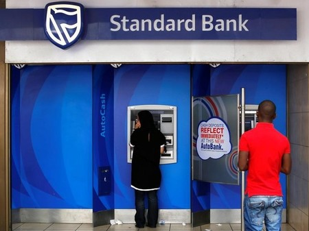 Trading forex with standard bank