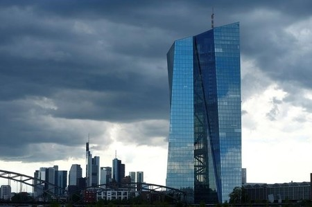 European Central Bank (ECB) headquarters in Frankfurt