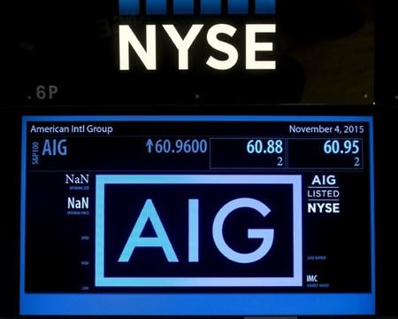 Aig employee stock options