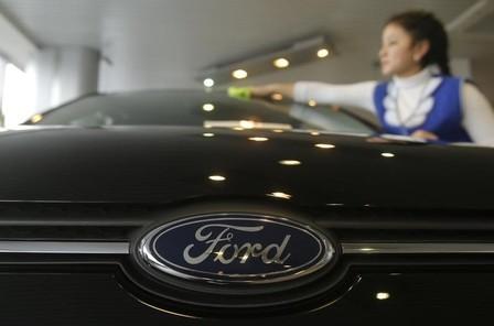 ford motor va lancer une voiture hybride rechargeable en chine en 2018 zone bourse. Black Bedroom Furniture Sets. Home Design Ideas