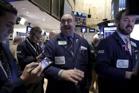 Optimisme avant le projet fiscal Trump — Wall Street