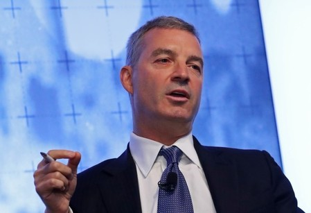 Hedge fund manager Daniel Loeb speaks during a Reuters Newsmaker event in New York