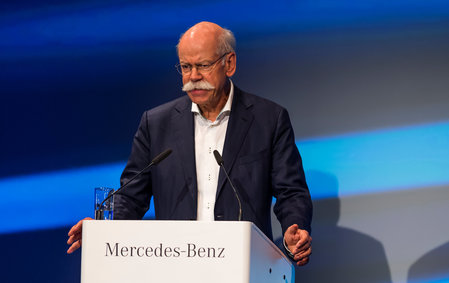 Daimler : says U S  expansion not linked to Trump's trade campaign
