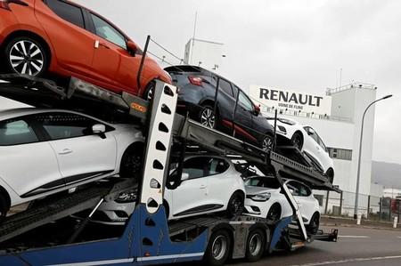 Bond de 10,4% des ventes mondiales au premier semestre — RENAULT