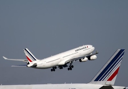 AUGMENTATION DE LA PART D'ACTIVITÉ D'AIR FRANCE