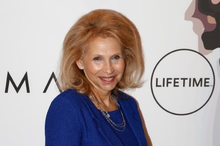 Shari Redstone arrives for Variety's Power of Women luncheon in New York