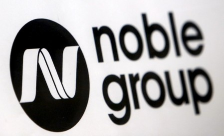 Noble : to sell oil liquids unit to Vitol, flags $1 2