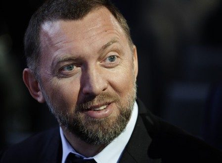 Russian tycoon Deripaska, president of En+ Group, attends the annual meeting of the World Economic Forum (WEF) in Davos