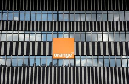 Le chiffre d'affaires recule légèrement — Orange