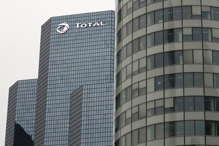 TOTAL: POSSIBLES RACHATS D'ACTIONS GRÂCE AUX FUTURS CASH-FLOWS