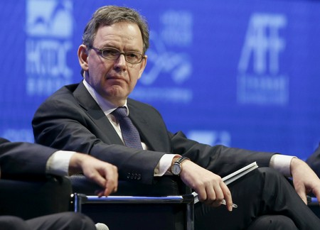 FILE PHOTO: Steven Maijoor attends a policy dialogue during the Asian Financial Forum in Hong Kong