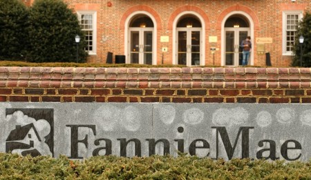 FILE PHOTO: Fannie Mae in Washington
