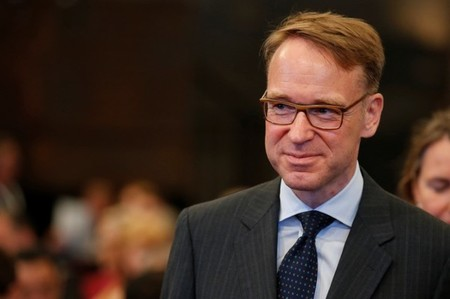 Deutsche Bundesbank (German Federal Bank) President Weidmann attends the 'G20 Africa Partnership – Investing in a Common Future' Summit in Berlin