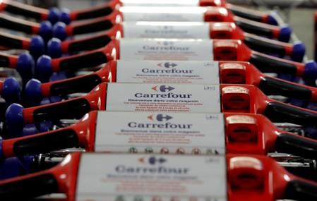 Les chinois Tencent et Yonghui vont entrer au capital de Carrefour China