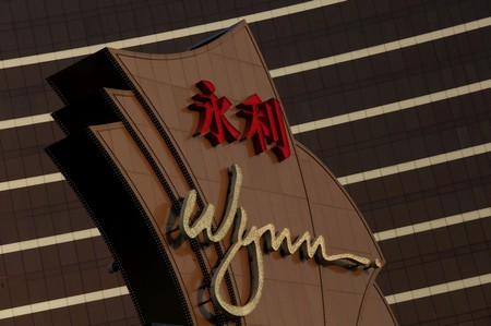 FILE PHOTO: A general view of Wynn Macau resort in Macau