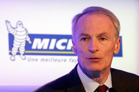 Michelin affiche des résultats 2017 encore en croissance