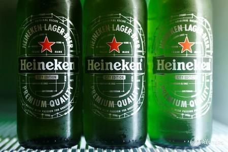 Heineken: bénéfice net 2017 en hausse de 25,6%