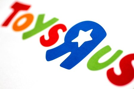Illustration photo of the Toys R Us logo