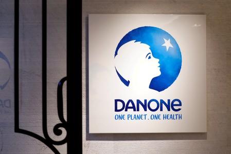 La Chine a dopé l'activité au 1e trimestre, hausse du titre — Danone