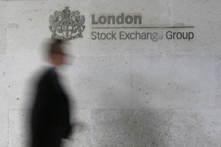 FTSE set for fourth straight week of gains while Reckitt, Shire tumble